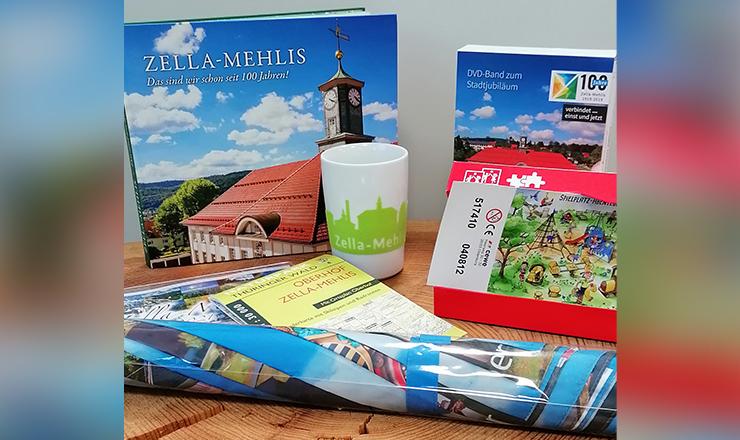 Anrufen – Bestellen – Abholen - Tourist-Information Zella-Mehlis bietet « Call & Collect-Service «