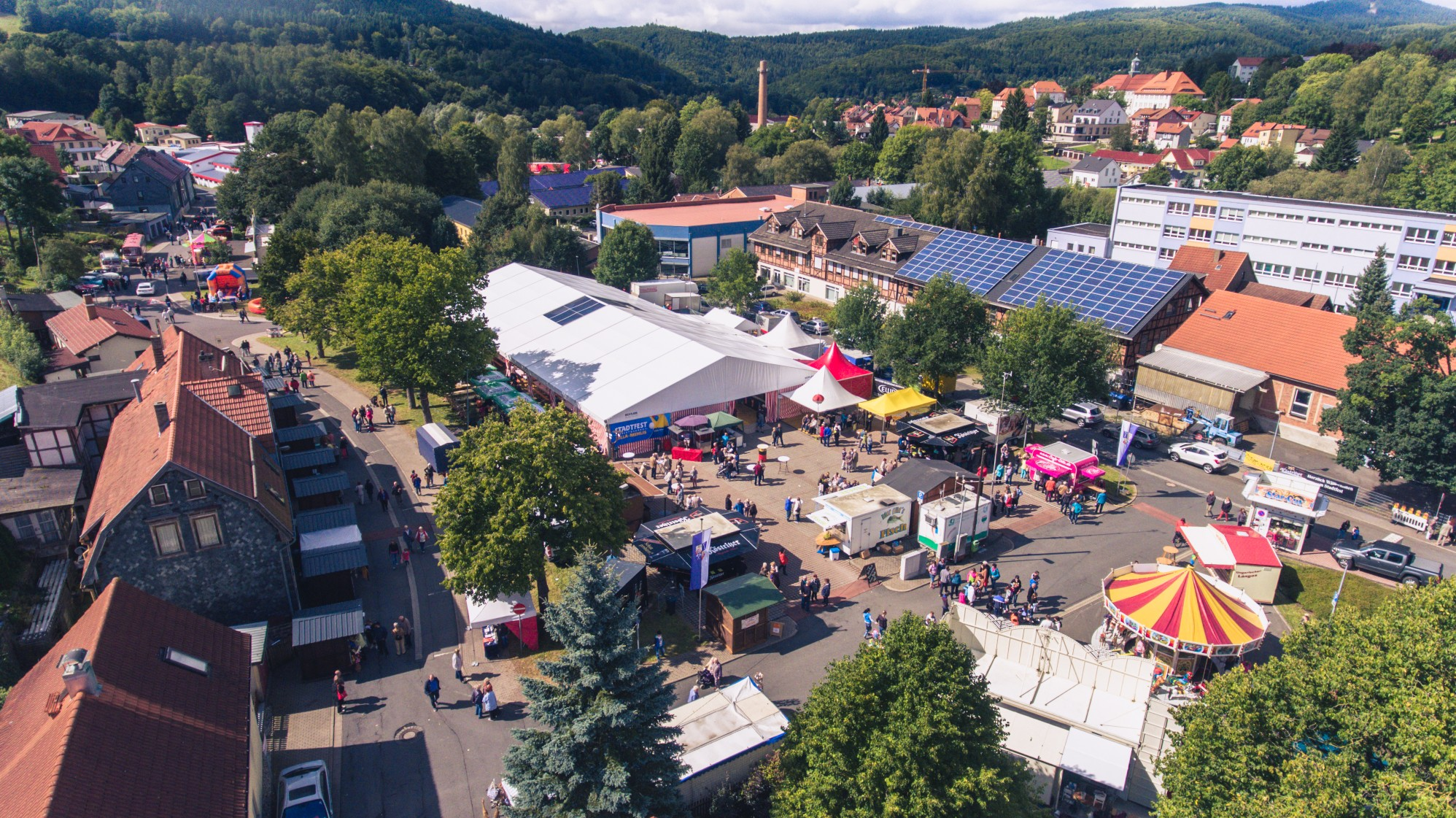 Stadtfestprogramm 2019
